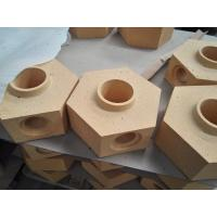 Best Steel Ingot Casting Fire Clay Aluminum Bricks Composition Heat / Sound Insulation wholesale