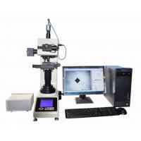 Best Computerized Automatic Vickers Hardness Tester With Motorized X-Y Anvil / Vickers Software wholesale