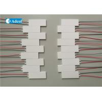 Best Industrial Peltier Thermoelectric Modules 25mm Length 25mm Width wholesale