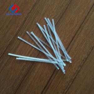Buy cheap Replacing Steel Fiber Seepage Resistance 48mm 55mm 65mm Synthetic Engineering Polypropylene Fiber from wholesalers