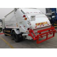 Best Automatic Container Rear Loader Garbage Truck Special Purpose Vehicles wholesale