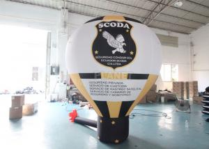 Best Custom Outdoor Giant Balloon Advertising Grand Inflatable Ground Advertising Balloons With Logo For Advertisement wholesale