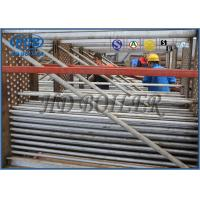 Best Air Cooled Steel Finned Tube Bundle Heat Exchanger For Boilers , Flue Gas Heat Exchanger wholesale