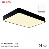 Best 48W 640x640mm contemporary and good price indoor LED Ceiling light wholesale