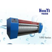 Best Electric Heating Roller Iron Machine / Hotel Laundry Equipment Flatwork Ironer wholesale