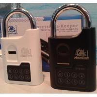 Best Fingerprint padlock used for bicycles, sheds, trailers, garages, or anywhere else you woul wholesale