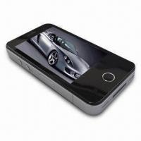 Best MP5 Player with Touchscreen, Supports 720P Movie and TV Out, 1.3MP camera wholesale