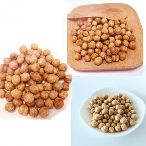 China OEM Roasted Salted Soya Bean Snacks Handpicked Vegan Chickpea on sale