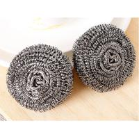 Best Rust Resistant Metal Scouring Ball Stainless Steel AISI 410 / 430 / 304 wholesale