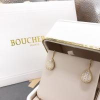 Best Luxury 18K Yellow Gold Earrings With Paved Diamonds Customization Available wholesale