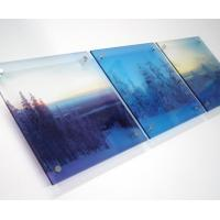 Best Energy Saving Uv Flatbed Printing High Resolution For Large Format Printing wholesale