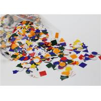 Best Assorted Gummed Paper Shapes Art Project For Greeting Card Decoration wholesale