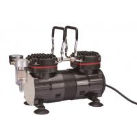 Buy cheap ETL Approved Mini Electric Vacuum Pump Quiet Air Compressor For Painting from wholesalers