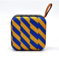 Best Fabric Square bluetooth speaker,  Portable Music  bluetooth speaker for Camping use wholesale