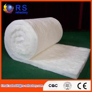Best High Heat Insulation Ceramic Fiber Blanket Roll For Industrial Furnace wholesale