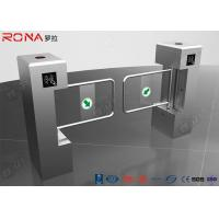 Best Waterproof Stainless Swing Gate Turnstile Biometric System Access Control Entrance wholesale