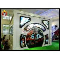 Best Hydraulic 6D Cinema Equipment with Computer Control System wholesale