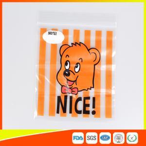 Best Custom Printed Ziplock Bags Biodegradable Plastic Storage Bags wholesale
