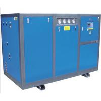 Best R410A Stainless Steel Water Tank Water Cooled Chiller With Cooling Tower wholesale