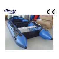 Heavy Duty Custom Marine Foldable Inflatable Boat Inflatable Dinghy With Motor