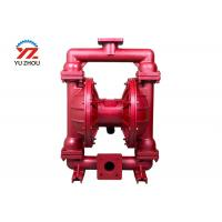 Best 11/2Inch Pneumatic Diaphragm Pump For Chemical Sewage Customized Color wholesale