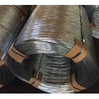 Best 570 - 800 MPa High Strength Iron Binding Wire , Q195 Hot Dipped Galvanized Wire wholesale
