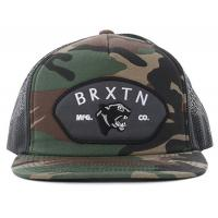 Best Camouflage Five Panels mesh back snapback hats For Fly Racing Embroider Swatched Logo wholesale