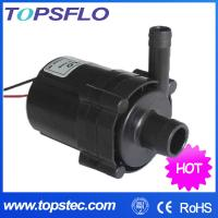 Best TOPSFLO dc mini water pump for sale/electric water ciculation pump TL-B04H wholesale