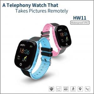 Best Pure Cobalt Battery 420mAh Children's Touch Screen Watch wholesale