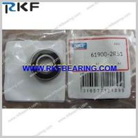 Best Miniature Ball Bearing SKF 61900-2RS1 10X22X6 mm wholesale