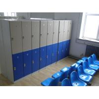 Best 2000 * 933 * 470mm Changing Room Lockers 3 Comparts 3 Column For Employee wholesale