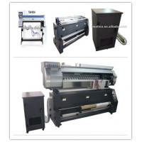 Quality High Speed 1440dpi Epson Head Roll To Roll Flag Printing Machine wholesale