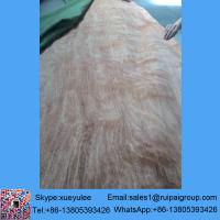 Buy cheap linyi good quality natural gurjan/keruing wood veneer from wholesalers
