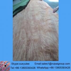 Buy cheap linyi good quality natural gurjan/keruing wood veneer from wholesalers