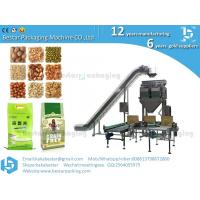 China Automatic packing machine for dog food, cat food, rice, cashew nuts, almonds, oats, cereals, peanuts on sale