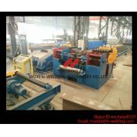 Best Heavy Duty H Beam Straightening Machine With Hydraulic Pump for Large Flange wholesale