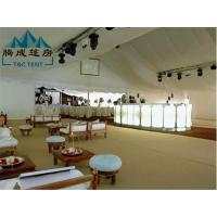 Best Customized Color PVC Walls Expansion Bolts Tent Waterproof For Wedding , Party , Ceremony wholesale