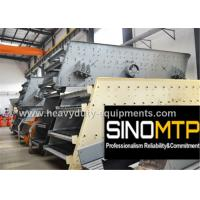 China Vibrating Screen with Strong violent vibrating force High screening efficiency on sale