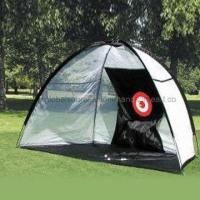 China Golf Traning Tent with Carry Bag and Ground Stakes on sale