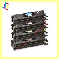 China Compatible Color Toner Cartridge C9700/9701/9702/9703A for HP Printer on sale