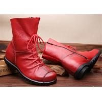 Best Hot retros original leather warm womens Martin boots for autumn and winter wholesale