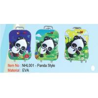 Best Kids Rolling Suitcase Hard Case , Personalized Childrens Luggage wholesale