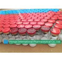 Best GHRP 6 API Lyophilized Powder Growth Hormone Releasing Peptides 6 Pralmorelin 10mg/Vial wholesale