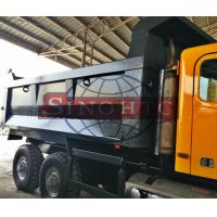 China ISO9001 Approval Alloy Tipper Body, Custom Steel Plate Thickness Truck Tipper Body on sale