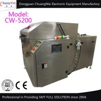 Quality Fixture Cleaner SMT Cleaning Equipment Finishing Clean Rinse Dry Automatically wholesale