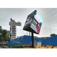 Best Indoor Outdoor Creative Triangle LED Display Customized LED Triangle Shape Screen wholesale