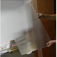 Best Super transparent PS material lenticular board 120x240cm, 2mm lenticular sheet for 3d lenticular effect by injekt print wholesale