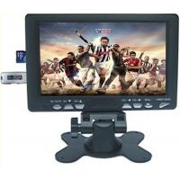 "Best PAL Wide Plastic 7 "" LCD AD Player 12V USB Input With High Definition wholesale"