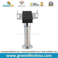 Best Flexible Display Plate Stainless Steel Pole Suit for Different Size Pinpad Security Display Holder wholesale