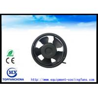 Best 6.8 Inch 5 Blades Round Equipment Cooling Fans 172mm IP68 Computer Cooling Fans wholesale